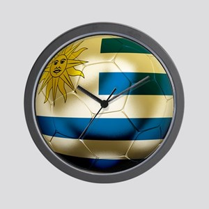 Uruguay World Cup Wall Clock