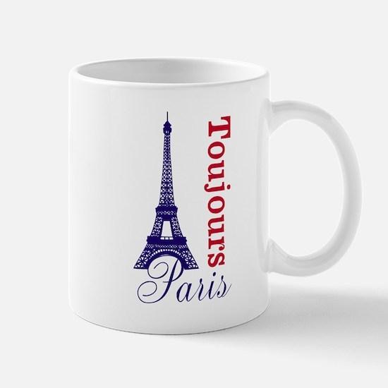 Paris Toujours Mug
