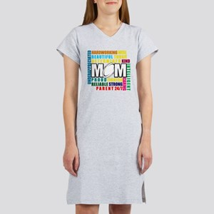 What is a Rugby Mom copy Women's Nightshirt