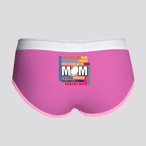 What is a Rugby Mom copy Women's Boy Brief