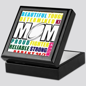 What is a Rugby Mom copy Keepsake Box
