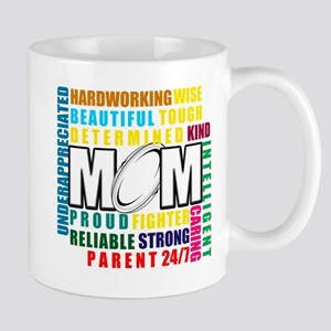 What is a Rugby Mom copy Mug