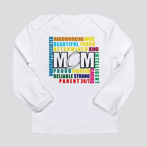 What is a Rugby Mom copy Long Sleeve Infant T-