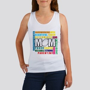 What is a Rugby Mom copy Women's Tank Top