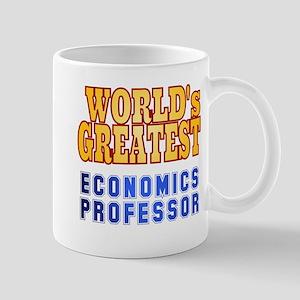 World's Greatest Economics Professor Mug