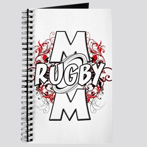 Rugby Mom (cross) Journal