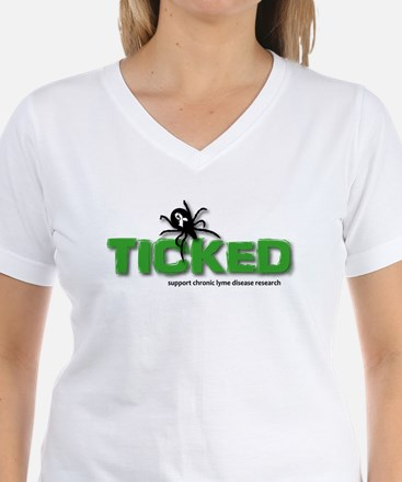 Ticked off about Lyme Disease Shirt