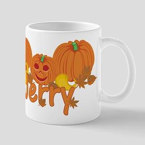 Halloween Pumpkin Jerry Mug