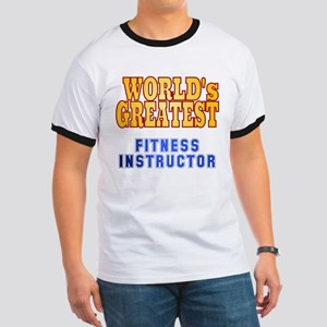 World's Greatest Fitness Instructor Ringer T