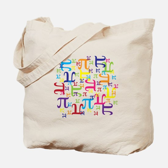 Pieces of Pi Tote Bag