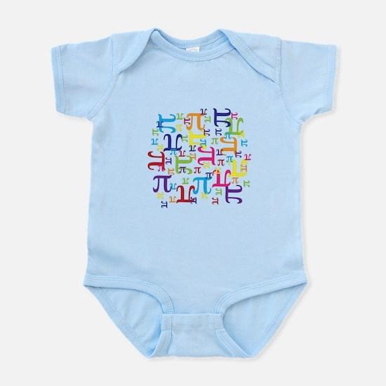 Pieces of Pi Infant Bodysuit