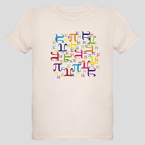 Pieces of Pi Organic Kids T-Shirt