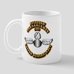 Navy - Rate - AO Mug