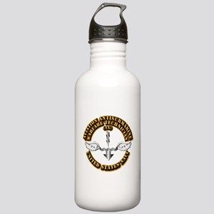 Navy - Rate - AX Stainless Water Bottle 1.0L