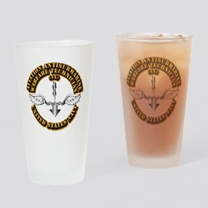 Navy - Rate - AX Drinking Glass