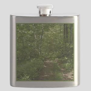 The Road Not Taken Flask