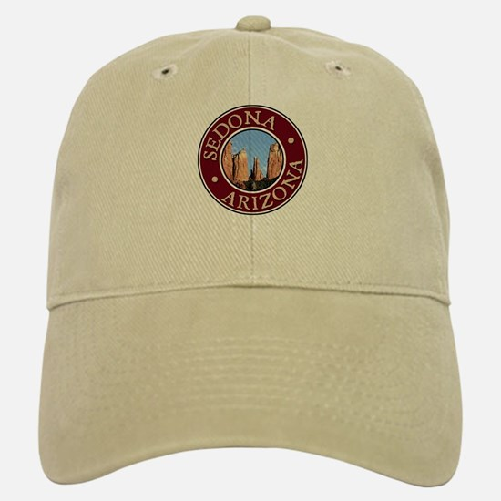 Sedona - Cathedral Rock Baseball Baseball Cap