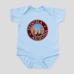 Sedona - Cathedral Rock Infant Bodysuit
