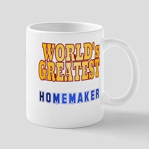 World's Greatest Homemaker Mug