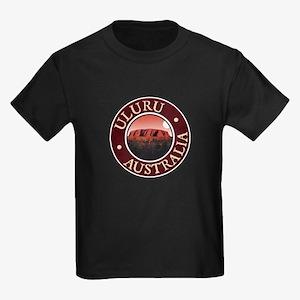 Uluru Kids Dark T-Shirt