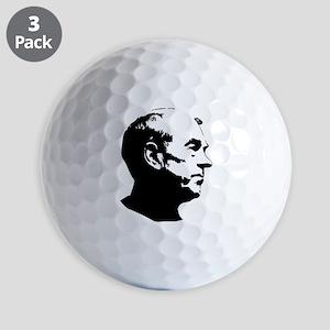 Ron Paul Profile Golf Balls