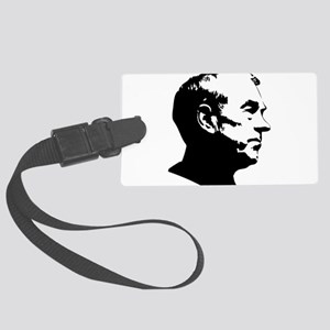 Ron Paul Profile Large Luggage Tag