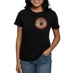 USS JAMES MONROE Women's Dark T-Shirt