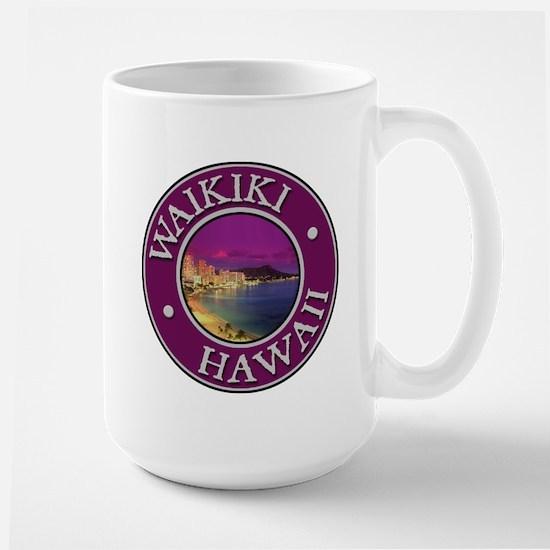 Waikiki Large Mug