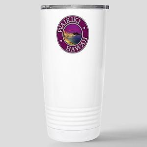 Waikiki Stainless Steel Travel Mug