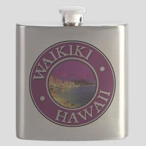 Waikiki Flask