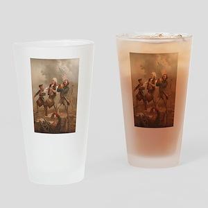 Spirit of 76 Drinking Glass