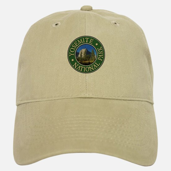 Yosemite - Design 1 Baseball Baseball Cap