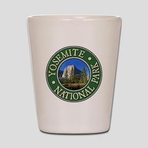 Yosemite - Design 1 Shot Glass