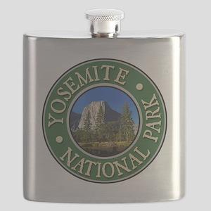 Yosemite - Design 1 Flask