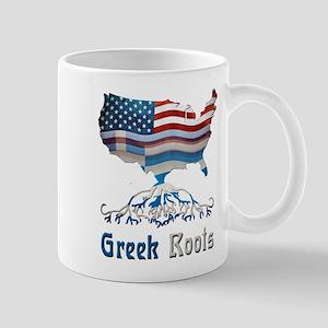 American Greek Roots Mug