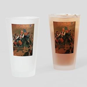 Spirit of 76 v2 Drinking Glass