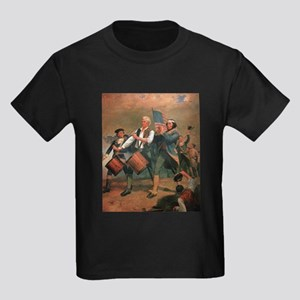 Spirit of 76 v2 Kids Dark T-Shirt