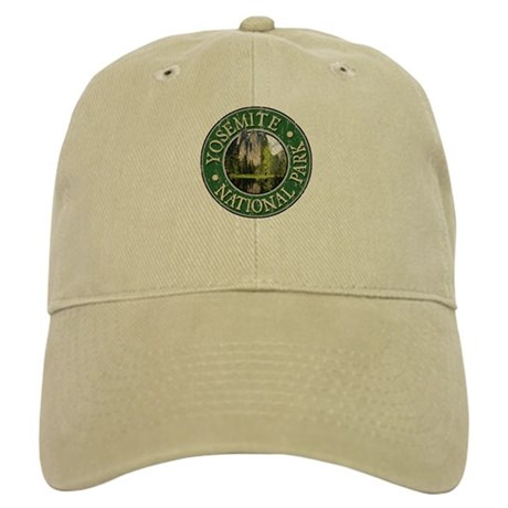 Yosemite - Design 2 Distressed Cap
