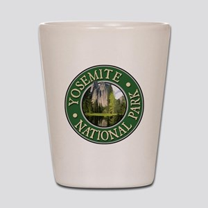 Yosemite - Design 2 Shot Glass
