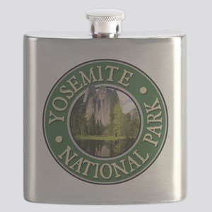 Yosemite - Design 2 Flask