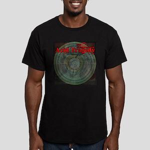 Acid Tragedy Men's Fitted T-Shirt (dark)
