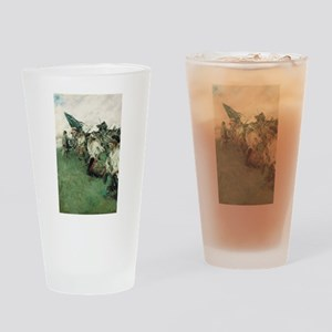 USA - The Nation Makers Drinking Glass
