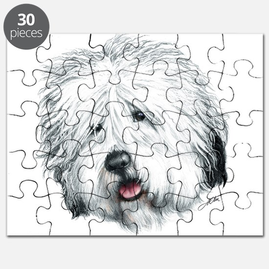 Sweet Sheepie Puzzle