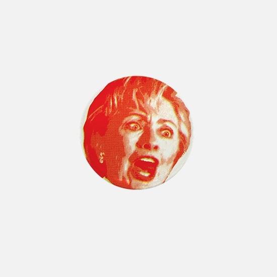 Hillary Rage Mini Button