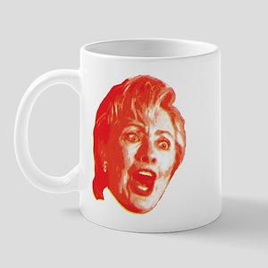 Hillary Rage Mug