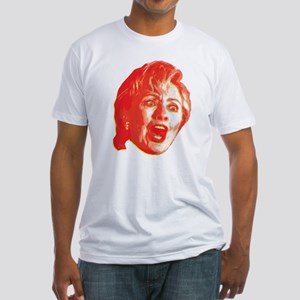Hillary Rage Fitted T-Shirt