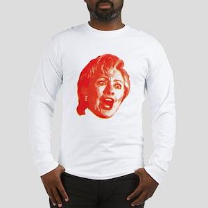 Hillary Rage Long Sleeve T-Shirt
