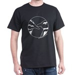 Penguins Black T-Shirt