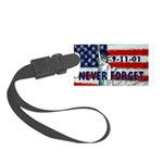911 Never Forget Small Luggage Tag
