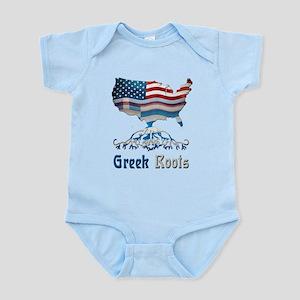 American Greek Roots Infant Bodysuit